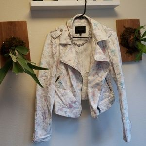 Womens Flower Jacket